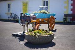 Contea Waterford di Ardmore fotografie stock