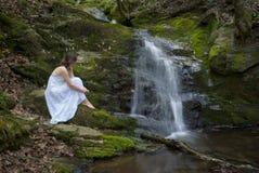 Contemplating Nature Stock Photos
