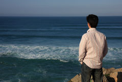 Contemplation Royalty Free Stock Photography