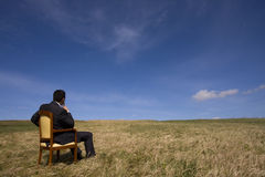 Contemplation Royalty Free Stock Photo