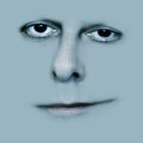 Contemplativo e grigio Fotografie Stock Libere da Diritti