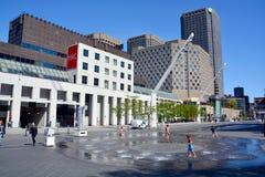 Contemporain de Montreal del d'art de Musee Imagen de archivo libre de regalías