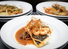 Contemporany Food stock photos