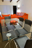 Contemporary apartment Royalty Free Stock Photo