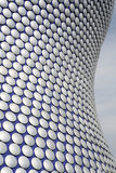 Contemporary Architecture. Exterior of shopping mall building, Birmingham, West Midlands Royalty Free Stock Photography