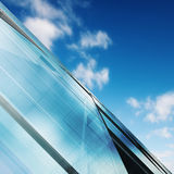Contemporary architecture Royalty Free Stock Photography