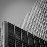Contemporary architecture, Docklands, London Stock Photography