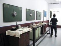 Contemporary art exhibition Stock Photos