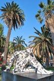 Contemporary art - Reggio Calabria Stock Photography
