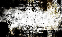 Contemporary arty grunge texture