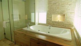 Contemporary Bath Royalty Free Stock Photos