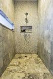 Contemporary Bathroom Shower Royalty Free Stock Photo