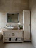 Contemporary bathroom Royalty Free Stock Image