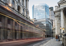 Contemporary building in London Stock Image