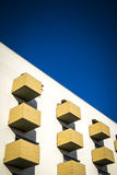 Contemporary building in Sant Cugat del Valles Stock Photos