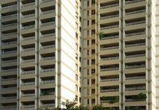 Contemporary buildings, italy Royalty Free Stock Photos