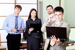 Contemporary business Stock Photography
