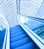 Contemporary business centre Royalty Free Stock Photo