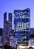 Contemporary Business Towers Stock Photos