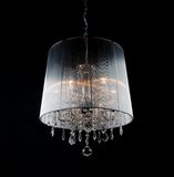 Contemporary chandelier Royalty Free Stock Photos