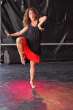 Contemporary Dance Royalty Free Stock Image