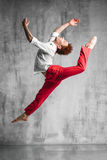 Contemporary dancer Royalty Free Stock Images