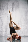 Contemporary dancer Stock Images