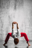 Contemporary dancer Stock Photography