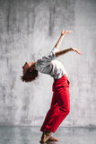 Contemporary dancer Royalty Free Stock Photography