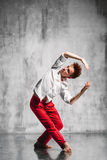 Contemporary dancer Royalty Free Stock Photos