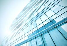 Contemporary edifice Stock Photos