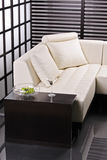 Contemporary furniture Royalty Free Stock Image