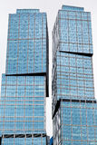 Contemporary glass towers Royalty Free Stock Photography