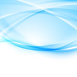 Contemporary hi-tech blue abstract modern layout Stock Photo