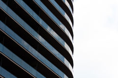 Contemporary High Rise Stock Image