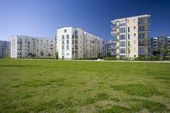 Contemporary housing Stock Photo
