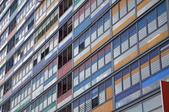 Contemporary Housing in  France Royalty Free Stock Photography