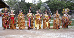 CONTEMPORARY INDONESIAN CULTURE Royalty Free Stock Images