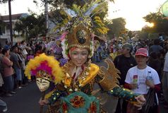 CONTEMPORARY INDONESIAN CULTURE Stock Images