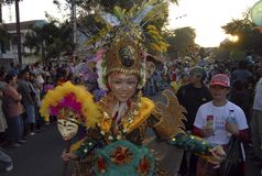 CONTEMPORARY INDONESIAN CULTURE Royalty Free Stock Photo