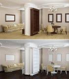 Contemporary Interior Stock Photos