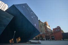 The Contemporary Jewish Museum building Stock Images