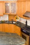 Contemporary Kitchen Royalty Free Stock Image