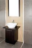 contemporary lavatory Στοκ Εικόνα