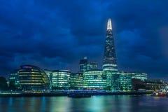 Contemporary London Royalty Free Stock Photos