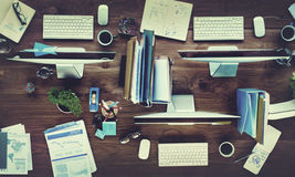 Contemporary Office Corporate Business Concept Stock Images