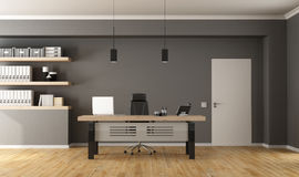 Contemporary office room Stock Photography