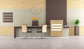 Contemporary reception Stock Photo