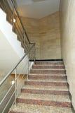 Contemporary staircase Stock Photos