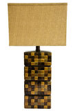 Contemporary Table Lamp Royalty Free Stock Photo